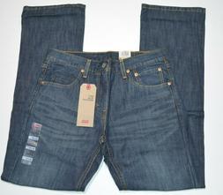 Levis 527 Slim Boot cut Men's Jeans NEW