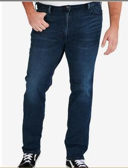LEVIS 541 Athletic Fit Jeans Taper Leg Big & Tall Husker Blu