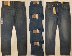 Levis 569 Loose Straight Mens Stretch Jeans Szs: 32,33,34,36