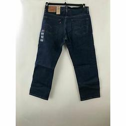 Levis 569 New with tags Mens 34x30 Loose  Stretch Straight B