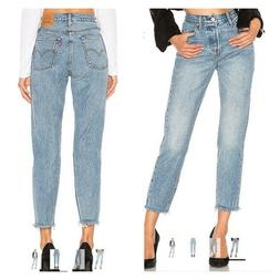 LEVIS Wedgie Icon Fit in Shut Up Button Fly NWT Size 28