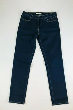 Levis  Womans 712 Slim Jeans Lone Wolf  Size 31 Waist 32 Len