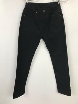 Levi's Young Men's 510 Super Skinny Jeans Jet Black 30x3