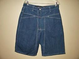 Marithe Francois Girbaud Brand X Authentic Fit Jeans Shorts