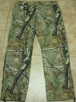 Men UNDER ARMOUR All Season Camo Real Tree camouflage Huntin
