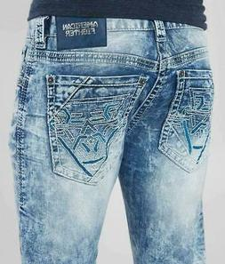 men denim jeans legend echo atom buckle
