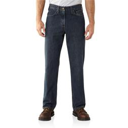 Men'S 52 In. X 30 In. Bed Rock Cotton/Polyester Relaxed Fit
