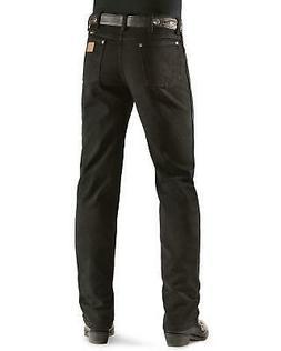 Wrangler Men's 936 Cowboy Cut Slim Fit Jeans - Prewashed Col