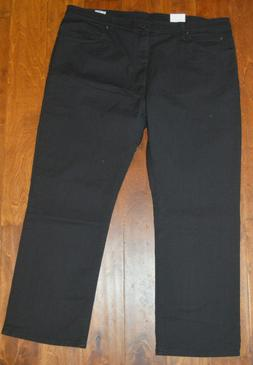 Men's Dickies Black Regular Fit 5 Pocket Flex Denim Jeans 34