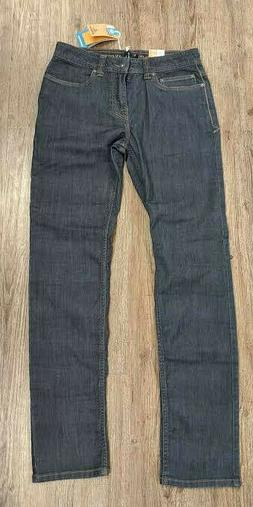Prana Men's Bridger Slim Fit Jean Size 34W/32L, Denim