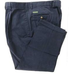 Men's Dockers Class A Relaxed Fit Cotton Navy Blue Pants Siz