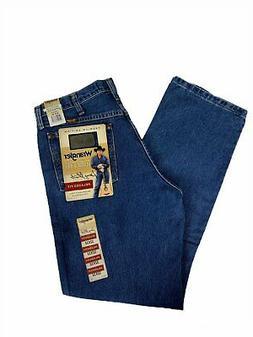 Wrangler Men's George Strait Cowboy Cut Relaxed Fit Jean 31M