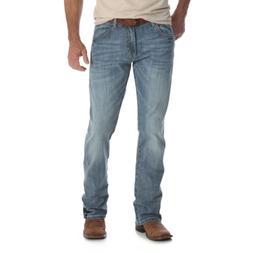 Wrangler Men's Greeley Retro Slim Fit Boot Cut Jeans 77MWZGL