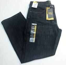Men's Lee Jeans Premium Select Regular Fit  Blue Straight Le
