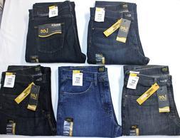 Men's Lee Jeans Premium Select Regular Fit Straight Leg Comf