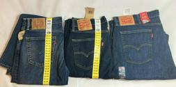 Men's Levi's 514 Regular Fit Stretch Straight Leg Jeans - Ch