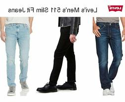 Men's Levi's 511 Slim Fit Jean with Stretch - MSRP $69