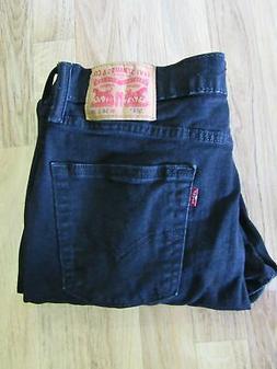 Men's Levi's® 514™ Stretch Straight-Fit Jeans Native Blac