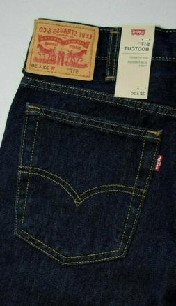 Men's Levi's 517 Bootcut  Jeans: 005170216