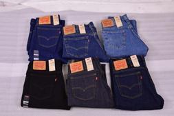 Men's Levi's 517 Classic Bootcut Jeans - Choose Color & Size
