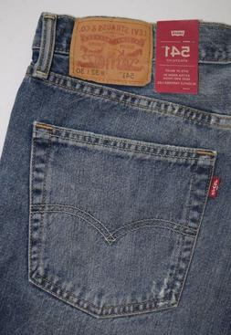 Men's Levi's  541 ATHLETIC FIT  Ripped Jeans