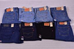 Men's Levi's 550 Relaxed Fit Jeans - Choose Color & Size