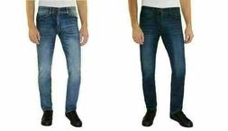 Nat Nast Men's Luxury Originals Stretch Straight Fit Jeans