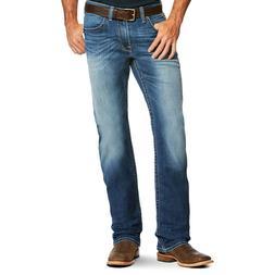 Ariat® Men's M4 TekStretch Cooper Relaxed Fit Boot Cut Jean