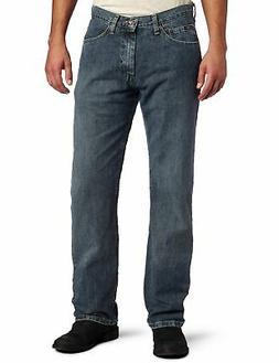 Lee Men's Premium Regular Fit Straight Leg Jean, Foundry Han