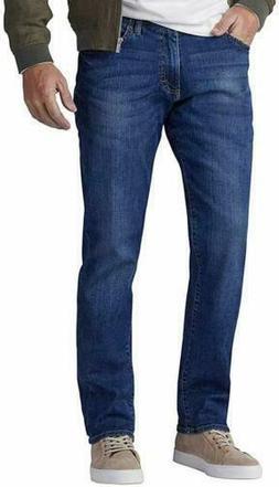 LEE Men's Premium Select Regular Fit Straight Leg Motion Str