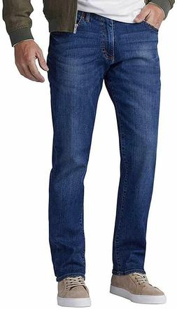 LEE Men's Premium Select Regular Fit Straight Leg Motion Str