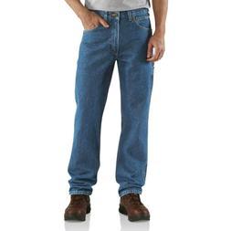 Carhartt Men's Relaxed Fit Carpenter Jeans Assorted Sizes NE