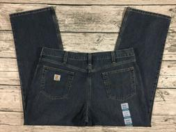 Carhartt Men's Relaxed Fit Holter Jeans Size 40X30