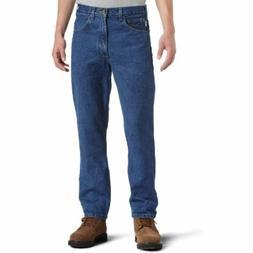 Carhartt Men's Traditional Fit, Tapered Leg Jean