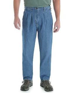 Wrangler Mens Tall Rugged Wear Flat Front Angler Short