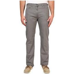 Men's Dockers Soft Stretch Jean Cut Straight-Fit Pant Grey c