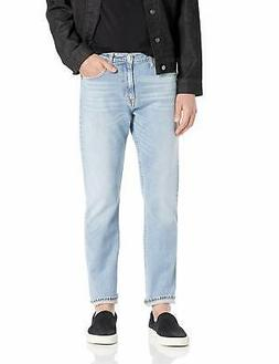 Calvin Klein Men's Straight Fit Jeans, Cabana Blue - Choose