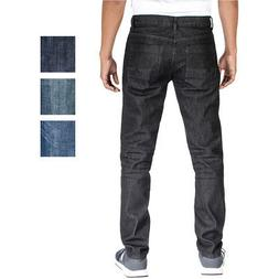 Alta Denim Men's Stretch Skinny Slim Fit 5-Pocket Fashion Je