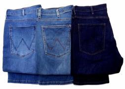 Mens Wrangler Arizona comfort stretch jeans RRP £75 FACTORY