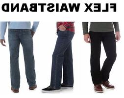 Men's Wrangler Authentics  Regular Fit Comfort Flex Waistb