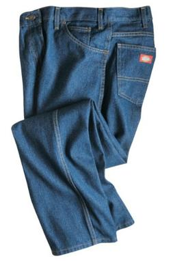 Dickies Occupational Workwear C993RNB 38x32 Denim Cotton Reg