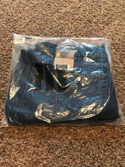 CARHARTT MENS CARPENTER JEANS Relaxed Fit Size 38 X 32