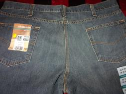 Carhartt Mens Jeans 101483 968 Holter Relaxed Fit Size 42x30