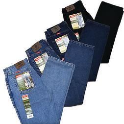 Wrangler Mens Jeans Five Star Premium Denim Jean Regular Fit