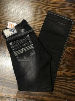mens jeans size 33 black last one