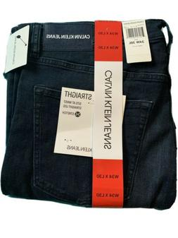 Mens Calvin Klein Jeans Straight 34w 30 L