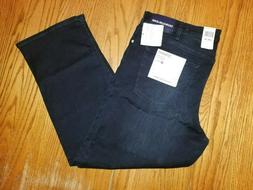 Mens Calvin Klein Jeans Straight Leg Andres Blue Denim