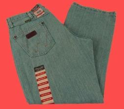 Mens NWT Wrangler Retro Mid Rise Boot Cut Relaxed Jeans WRT2