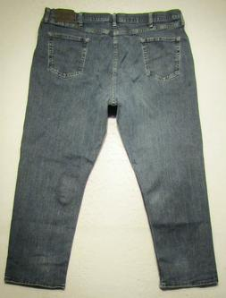 MENS WRANGLER PREMIUM RELAXED FIT STRETCH 9WRLABI JEANS SIZE