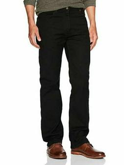 Wrangler Mens Regular Fit Comfort Flex Waist Jean